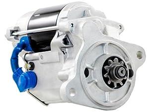 STARTER FITS CATERPILLAR FORKLIFT V50C V51 V40C V45C V35A 128000-1770