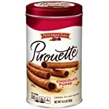 Pepperidge Farm Pirouette Chocolate Fudge Creme Filled Rolled Wafers