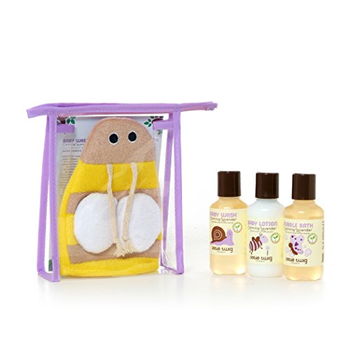 Little Twig Travel Basics Bee, Lavender