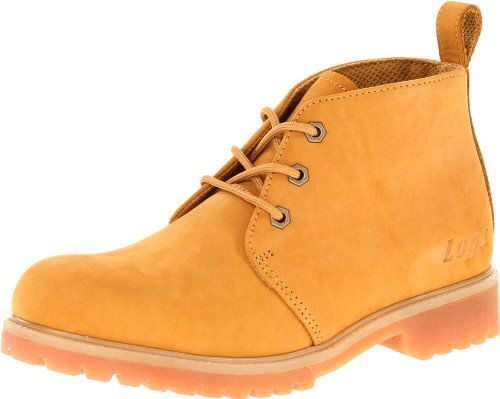 Lugz Men's Chukka Boot,Wheat/Gum/Tan Nubuck,7 D US