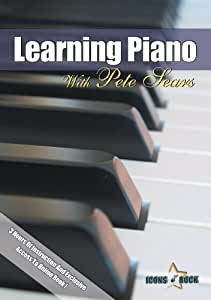 Piano Lessons: Learning the Piano Keyboard, how to play piano instructional DVD