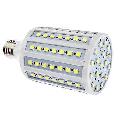 E27 18W 102X5050Smd 1500-1600Lm 6000-6500K Natural White Light Led Corn Bulb (110/220V)