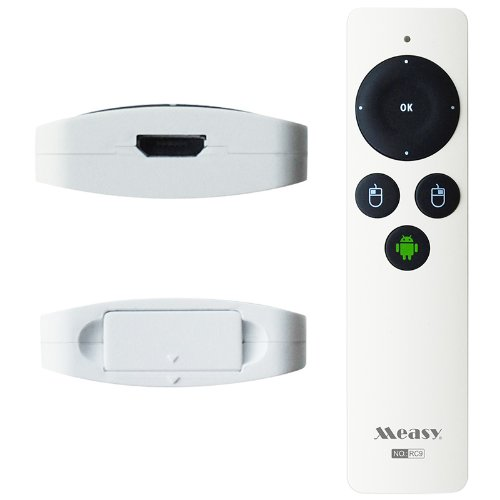 Measy Wireless 2.4G Fly Mouse and Remote Control