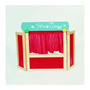 Table Top Puppet Theater from Guidecraft, Inc.