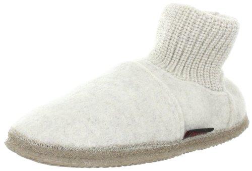 Giesswein Kundl Slippers Unisex-Child Beige Beige (lamm 202) Size: 28