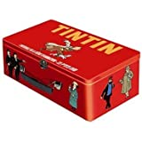 Tintin : Mallette p'tit DVD - Integrale collector coffret 22 DVD