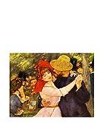 Legendarte Lienzo Ballo A Bougival (Dettaglio) di Pierre Auguste Renoir
