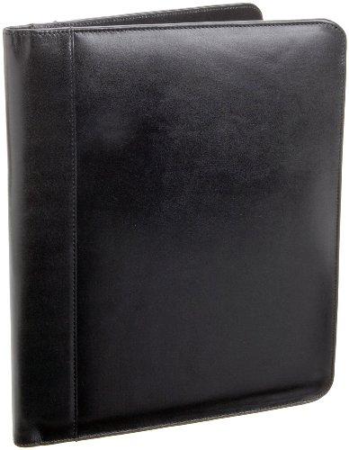 leatherbay-classic-leather-padfolioblackone-size