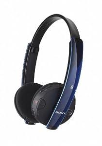 Sony DR-BT101 Casque Bluetooth pour Téléphone portable et Lecteur mp3 Bleu