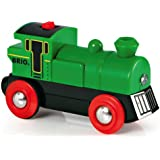 Brio Speedy Green Batterielok