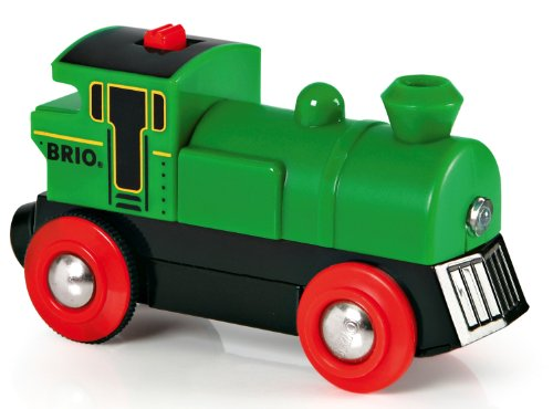 Brio Battery Powered Engine Train - 1