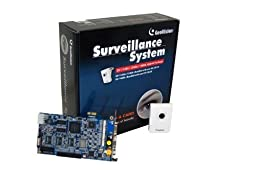Geovision GV-1120B-16 | Geovision 16channel DVR capture card, DVI type, PCI Express (x4), includes GV-CB120 camera