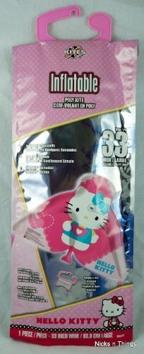 "Hello Kitty Inflatable Kite 33"" by X-Kites"