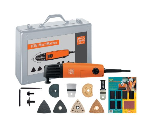 Fein MSXE-636-2VSXL MultiMaster Variable Speed Tool with Accessory Package