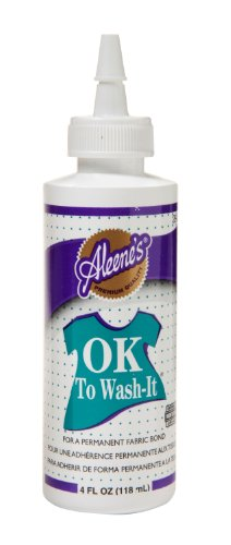 Aleene'S Ok To Wash-It 4Oz back-7414