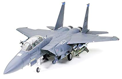 Tamiya - 60312 - Maquette - Aviation - F 15e Bunker Buster