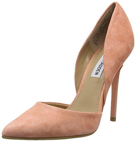 Steve MaddenVarcityy SM - Scarpe con Tacco donna , Arancione (arancione), 40