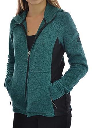ZeroXposur Women's Heather Sweater Jacket at Amazon Women