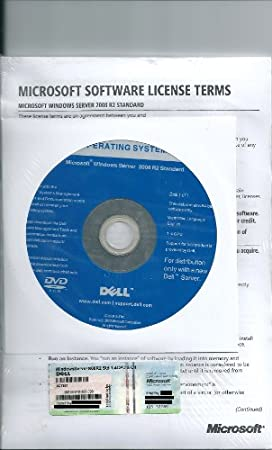 New Windows Server Standard 2008 R2 64-bit (Dell) DVD and 5cal Licence, 50% Cheaper Without the Retail Box. Works on Any Brand of Pc/laptop..the Smartest Way to Buy Server Software, OEM Just Like Professionals and Corporations.