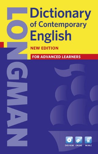 Longman Dictionary of Contemporary English, Fifth Edition (Paperback + DVD-ROM)