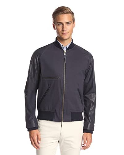 Billy Reid Men's Finn Bomber Jacket