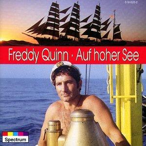 FREDDY QUINN - Auf Hoher See - Zortam Music