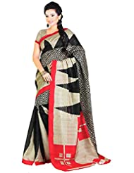 Saran's Exclusive Mysore Art Silk Designer Saree