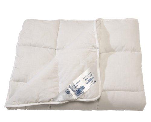Confortevole piumino 100% cotone (120x150cm) per il letto junior