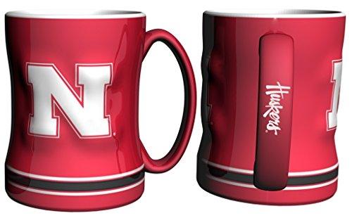 Boelter Brands Nebraska Huskers Sculpted Coffee Mug