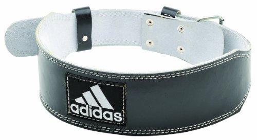 adidas(アディダス) レザー ウエイトリフティング ベルト L/XL ADGB-12235
