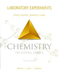 Chemistry the Central Science, Laboratory Experiments (10th Edition)