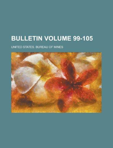 Bulletin Volume 99-105