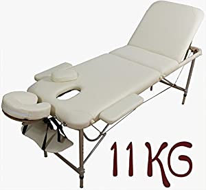 Table de massage alu seulement 11kg pliante confort beaucoup d 39 acce - Table de massage pliante en alu ...