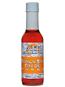 Szechuan Style Chili Oil 5 Oz by Accord Foods