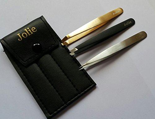 3PCS Ingrown Hair & Splinters Professional Tweezers Set ...