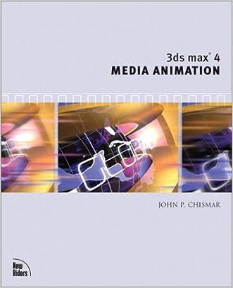 3ds max 4 Media Animation