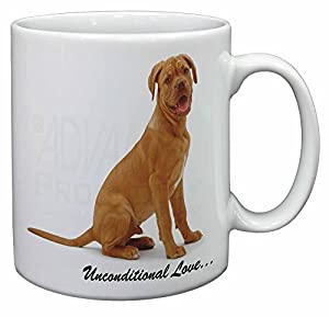Dogue De Bordeaux-With Love Coffee Mug Birthday Gift Idea