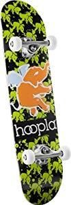 Buy hoopla Multi Elephant Assembly Skateboards (7.625-Inch) by hoopla skateboards
