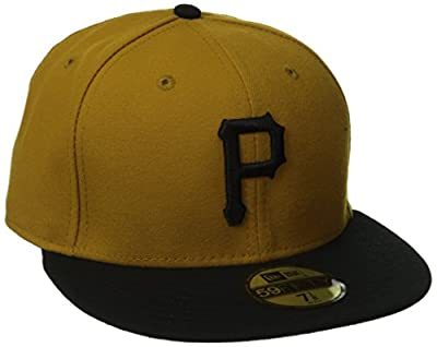 New Era Pittsburgh Pirates Mlb Fitted Cap