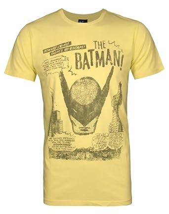 Junk Food Batman No Escape Men's T-Shirt
