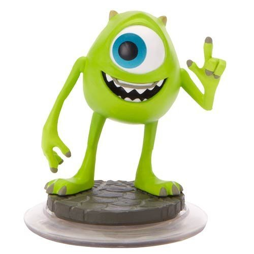 DISNEY INFINITY Figure Mike Wazowski (Monster Inc Figures compare prices)