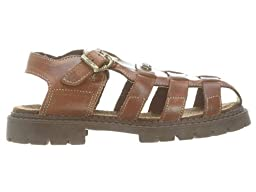 Lugz Iaw 66 Leather Sandals Style: AARON-BROWN Size: 12