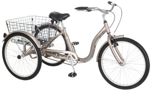 Schwinn Meridian Tricycle , Dark Silver
