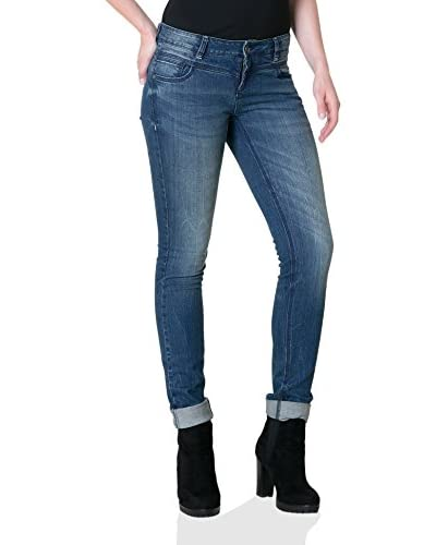 BIG STAR Jeans Rivetta blue denim