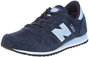 New balance M400, Baskets mode mixte adulte - Bleu (Blue), 37 EU (4.5)