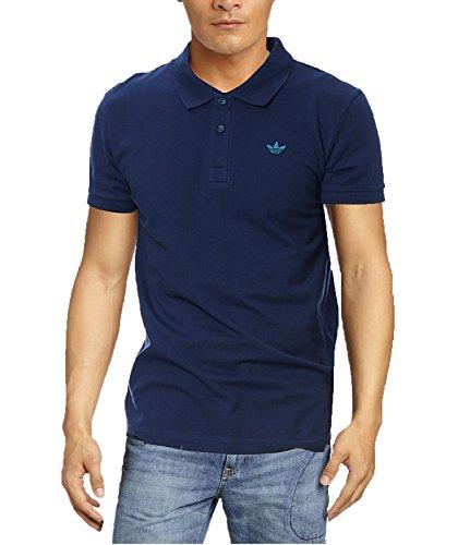 Adidas Adi Polo Pique Shirt dark indigo - M