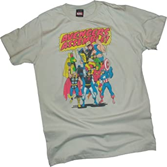 Avengers Assemble! -- The Avengers T-Shirt, XX-Large