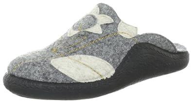 Romika Mokasso 101 61101, Unisex - Kinder Slippers, Grau (grau 710), EU 31