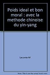 Poids idéal et bon moral