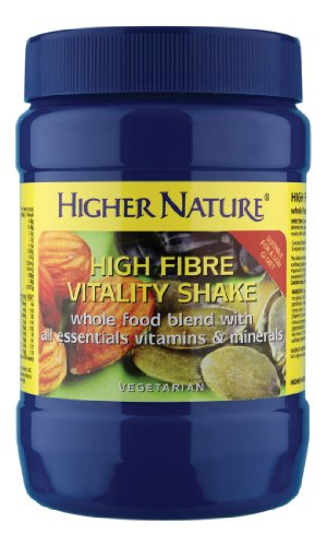 Higher Nature High Fibre Vitality Shake 270g
